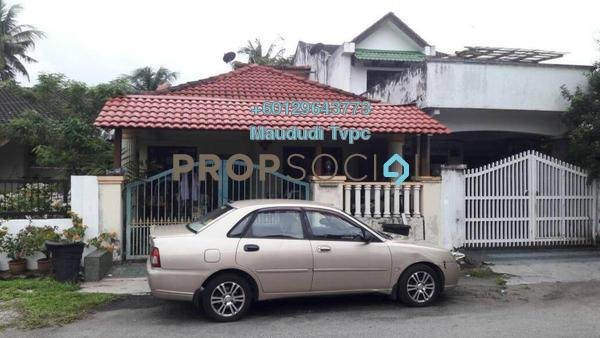 Terrace For Sale in Taman Ehsan, Kepong Freehold Semi Furnished 3R/2B 540k