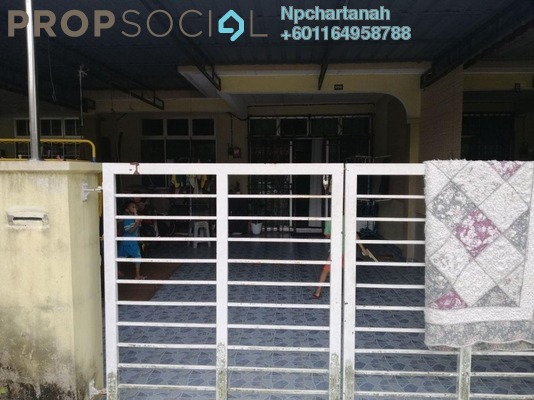 Terrace For Sale in Taman Teja, Changlun Freehold Fully Furnished 3R/2B 206k