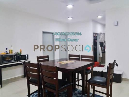 Condominium For Rent in Residensi Alami, Shah Alam Freehold Semi Furnished 3R/2B 1.5k