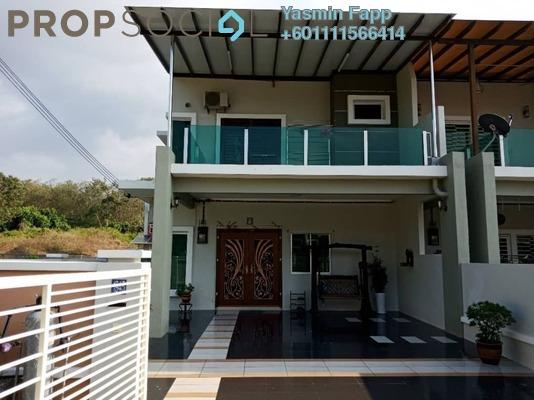 Terrace For Sale in Nusari Bayu, Bandar Sri Sendayan Freehold Semi Furnished 4R/3B 690k