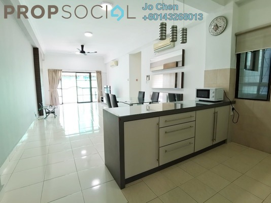 Condominium For Rent in Hartamas Regency 1, Dutamas Freehold Semi Furnished 3R/2B 2.8k