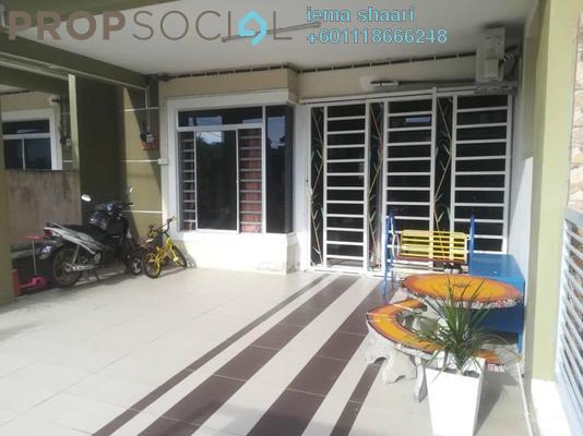 Terrace For Sale in Taman Nusari Aman, Bandar Sri Sendayan Freehold Semi Furnished 3R/2B 330k