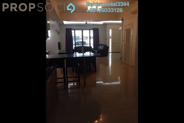 Terrace For Rent in SouthLake, Desa ParkCity Freehold Fully Furnished 3R/4B 4k