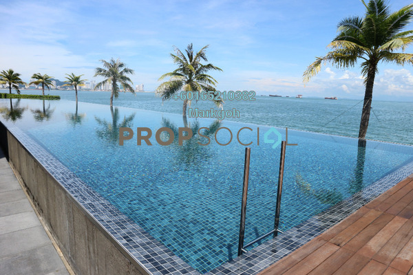 Condominium For Sale in Shorefront, Georgetown Freehold Unfurnished 3R/3B 3.1m