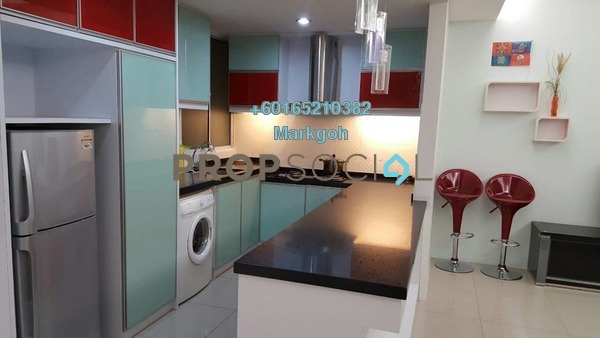 Condominium For Rent in Birch The Plaza, Georgetown Freehold Fully Furnished 2R/2B 2k