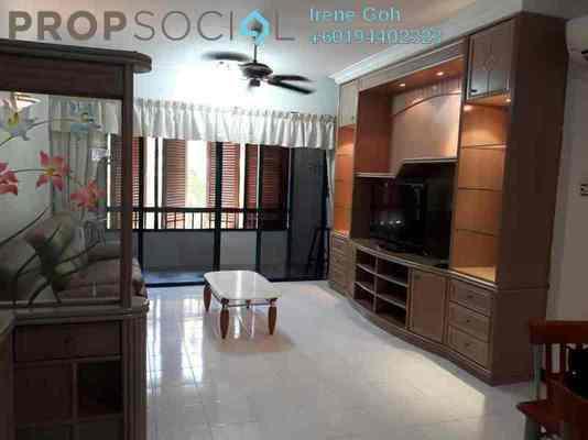 Condominium For Sale in Bellisa Court, Pulau Tikus Freehold Fully Furnished 3R/2B 1.1m