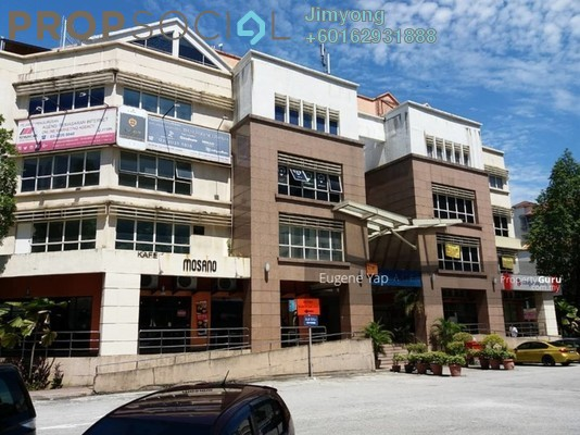 Shop For Rent in Perdana The Place, Damansara Perdana Freehold Unfurnished 0R/1B 3.8k