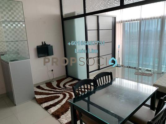 Apartment For Rent in Palazio, Tebrau Freehold Fully Furnished 0R/1B 950translationmissing:en.pricing.unit