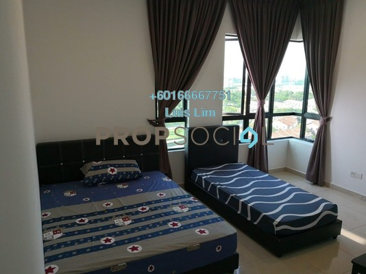 Apartment For Rent in Sky Breeze, Bukit Indah Freehold Fully Furnished 3R/2B 2.4k