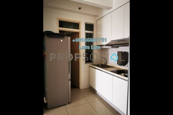 Apartment For Rent in Austin Suites, Tebrau Freehold Semi Furnished 1R/1B 1k