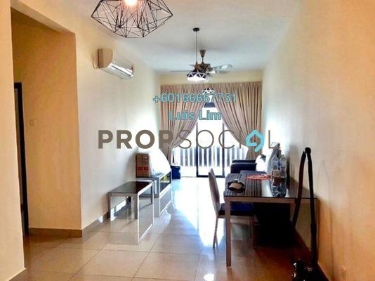 Apartment For Rent in D'Secret Garden, Johor Bahru Freehold Fully Furnished 3R/3B 1.5k