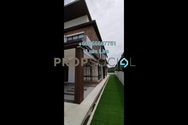 Semi-Detached For Rent in Bandar Cemerlang, Ulu Tiram Freehold Fully Furnished 4R/4B 2.5k