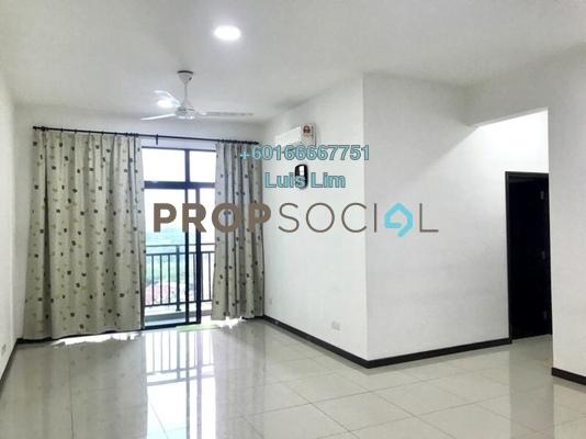 Apartment For Rent in Molek Regency, Johor Bahru Freehold Unfurnished 2R/2B 1.5k