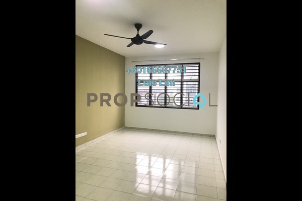 Apartment For Rent in Perumahan Molek Ria, Johor Bahru Freehold Unfurnished 3R/2B 1k