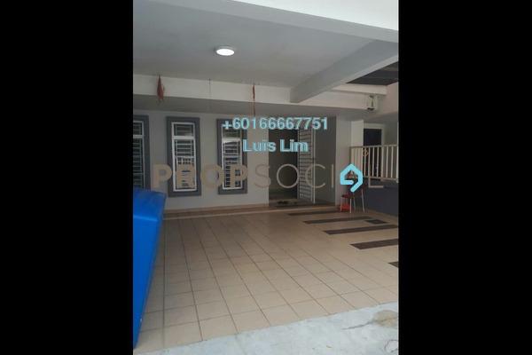 Terrace For Rent in Taman Pelangi Indah, Ulu Tiram Freehold Unfurnished 4R/4B 1.4k