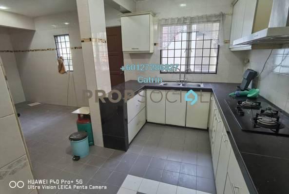 Terrace For Rent in SD7, Bandar Sri Damansara Freehold Semi Furnished 5R/4B 2.2k