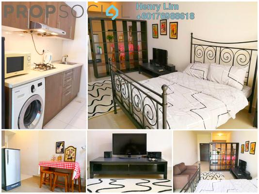 SoHo/Studio For Rent in Windsor Tower, Sri Hartamas Freehold Fully Furnished 1R/1B 1.6k