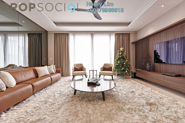 Condominium For Rent in Nobleton Crest, Ampang Hilir Freehold Fully Furnished 4R/4B 17k