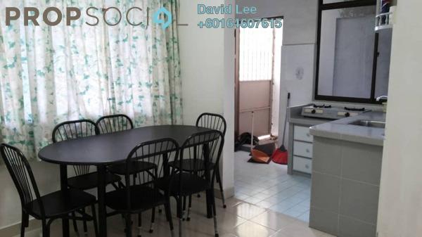 Apartment For Sale in Bukit Saujana, Paya Terubong Freehold Semi Furnished 3R/2B 189k