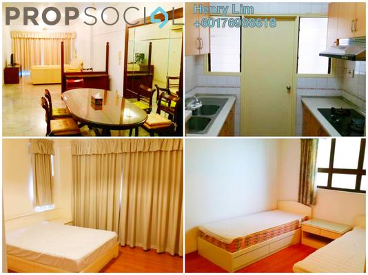 Condominium For Rent in Cascadium, Bangsar Freehold Fully Furnished 2R/2B 3.3k