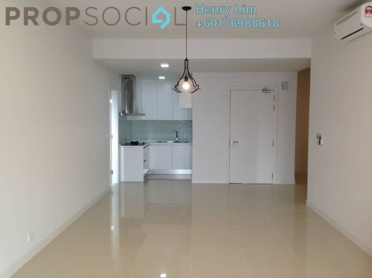 Serviced Residence For Rent in G Residence, Desa Pandan Freehold Semi Furnished 2R/2B 2.5k