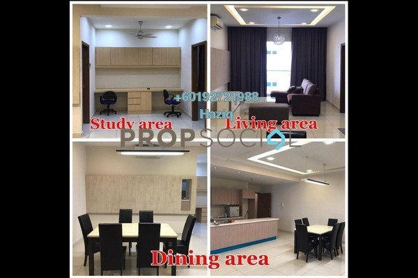 Condominium For Rent in Royal Regent, Dutamas Freehold Fully Furnished 3R/2B 2.8k