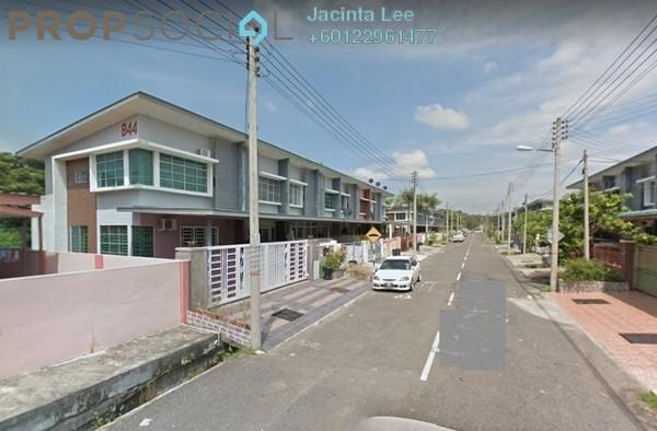 Terrace For Sale in Taman Airport, Sandakan Freehold Semi Furnished 3R/3B 277k