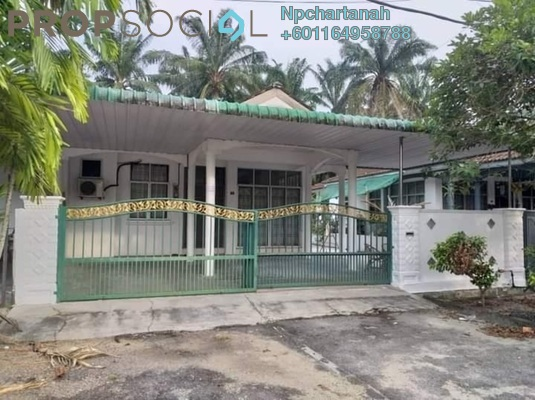 Semi-Detached For Sale in Taman Jawi Jaya, Penang Freehold Fully Furnished 3R/2B 360k