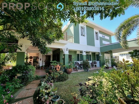 Semi-Detached For Sale in Green Street Homes, Seremban 2 Freehold Semi Furnished 4R/3B 1.1m
