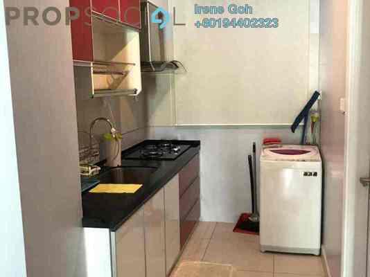 Condominium For Sale in Summerton Condominium, Bayan Indah Freehold Fully Furnished 1R/1B 680k