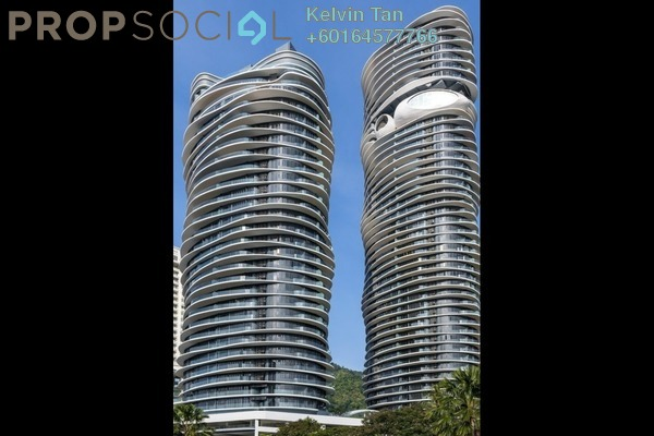 Condominium For Rent in Arte S, Bukit Gambier Freehold Fully Furnished 0R/1B 1k