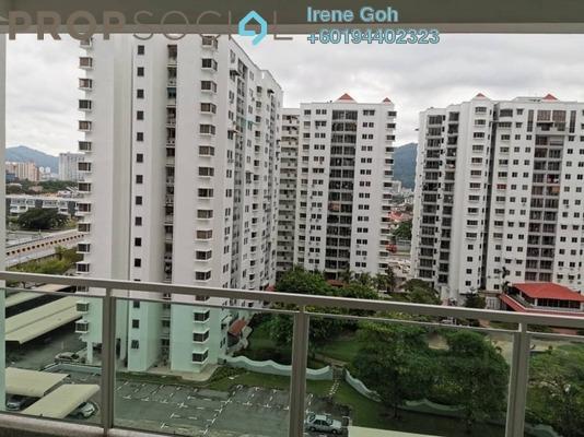 Condominium For Sale in Summerton Condominium, Bayan Indah Freehold Fully Furnished 4R/2B 1m