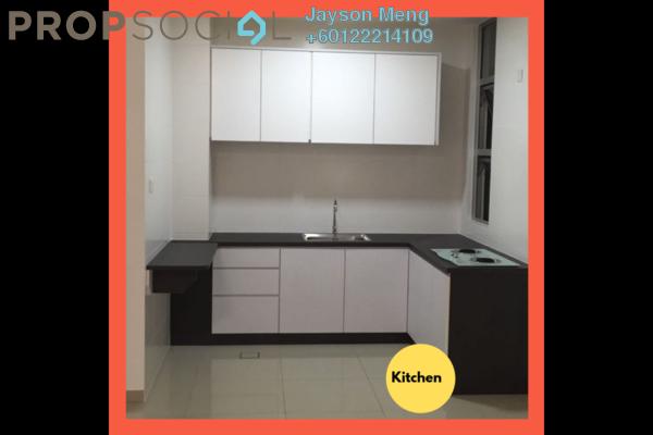 Condominium For Rent in Jadite Suites, Kajang Freehold Fully Furnished 2R/2B 1.5k