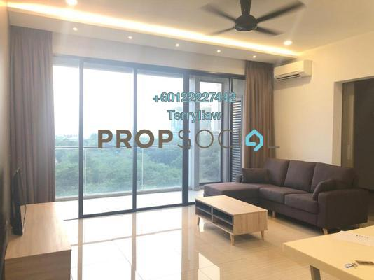 Condominium For Rent in Twin Arkz, Bukit Jalil Freehold Fully Furnished 3R/2B 3.3k