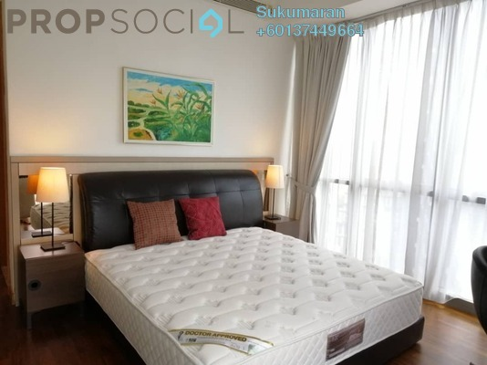 Condominium For Rent in The Meritz, KLCC Freehold Fully Furnished 2R/2B 5k