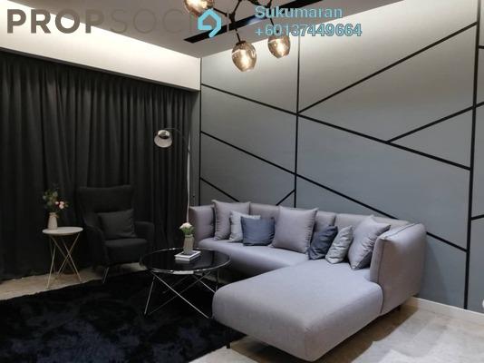 Condominium For Rent in Anggun Residences, Dang Wangi Freehold Fully Furnished 2R/3B 5k