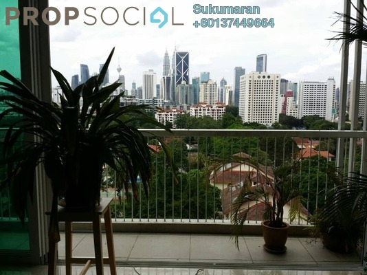 Condominium For Rent in Embassyview, Ampang Hilir Freehold Fully Furnished 3R/3B 6.3k
