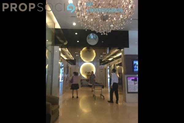 SoHo/Studio For Rent in Maytower, Dang Wangi Freehold Fully Furnished 1R/1B 1.5k