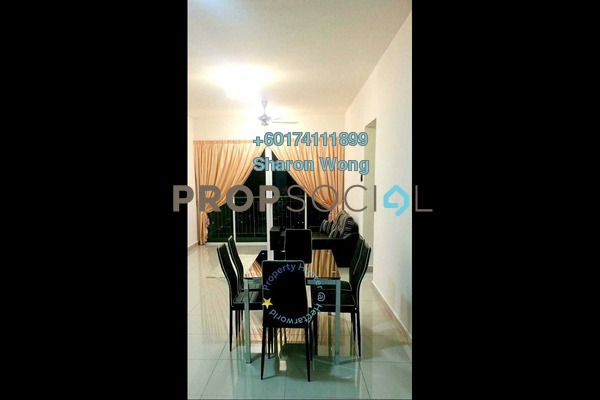 Condominium For Sale in Gardens Ville, Sungai Ara Freehold Fully Furnished 3R/2B 489k