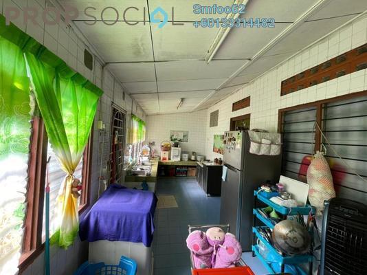 Terrace For Sale in Kepong Baru, Kepong Freehold Semi Furnished 3R/2B 570k