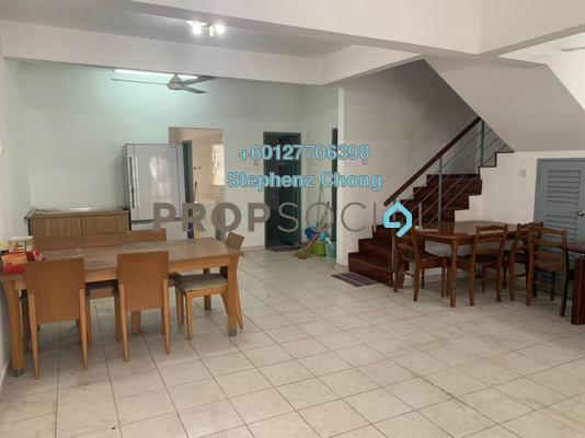 Terrace For Rent in Taman OUG, Old Klang Road Freehold Unfurnished 5R/4B 1.9k