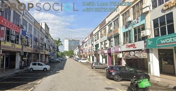 Shop For Rent in Taman Connaught, Cheras Freehold Semi Furnished 1R/1B 7k