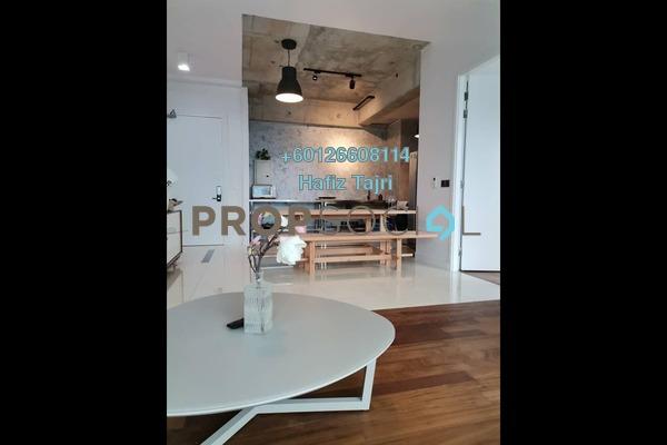 Condominium For Rent in Gateway Kiaramas, Mont Kiara Freehold Fully Furnished 1R/1B 2.35k