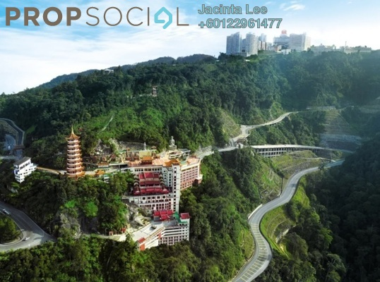 Serviced Residence For Sale in Midhills, Genting Highlands Freehold Semi Furnished 0R/1B 423k