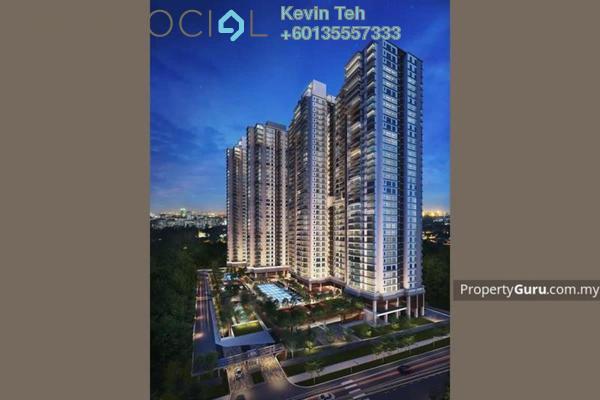 Condominium For Rent in Residensi 22, Mont Kiara Freehold Semi Furnished 3R/3B 6.5k