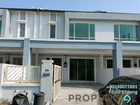 Terrace For Sale in Pine Park, Bandar Baru Sri Klebang Freehold Unfurnished 4R/3B 390k