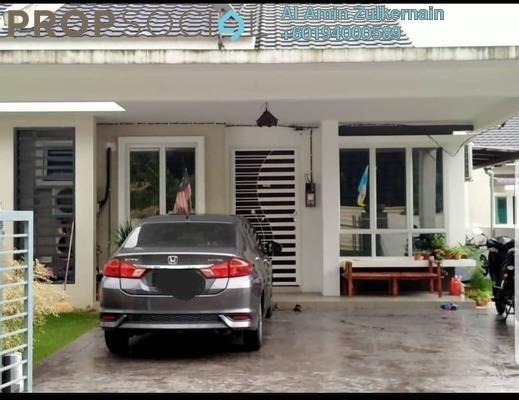 Semi-Detached For Sale in Taman Mekar Sari Bertam, Kepala Batas Freehold Unfurnished 3R/2B 440k