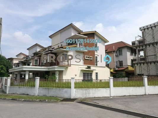 Semi-Detached For Rent in KiPark Puchong, Puchong Freehold Semi Furnished 7R/4B 2.7k