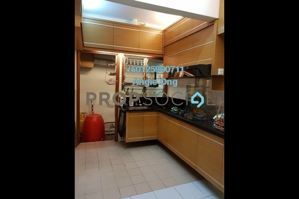 Apartment For Rent in Ixora Apartment, Kepong Freehold Semi Furnished 3R/3B 800translationmissing:en.pricing.unit
