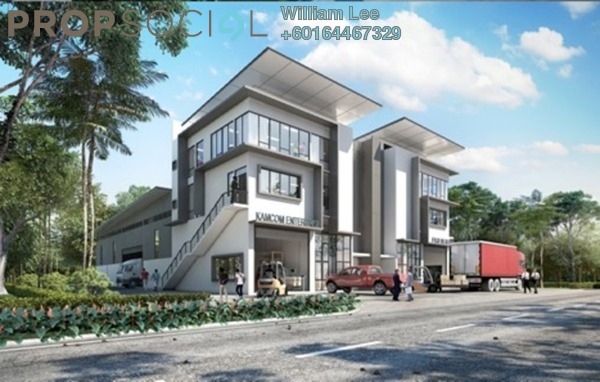 Factory For Sale in Nouvelle Industrial Park, Kota Puteri Leasehold Unfurnished 0R/0B 2.9m